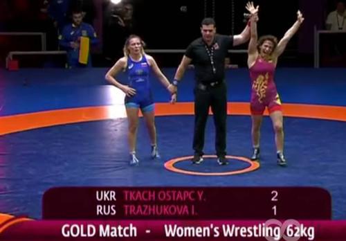 4-е место в медальном зачете! На ЧЕ-2020 по борьбе Украина взяла 13 медалей
