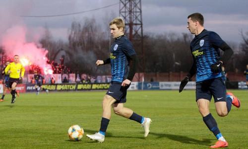 Десна разгромила Витебск в контрольном матче
