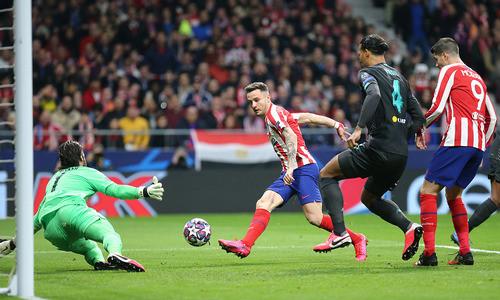 Атлетико – Ливерпуль – 1:0. Текстовая трансляция матча