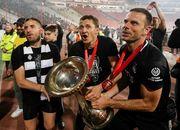 Партизан выиграл Кубок Сербии