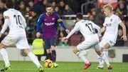 Барселона — Валенсія. Текстова трансляція матчу