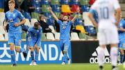 Украина U-20 – США U-20. Видео гола Булецы