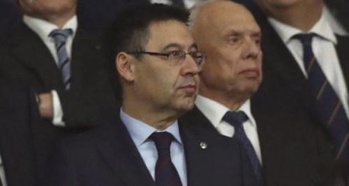 Президент Барселоны: «Горд этой командой и руководством клуба»