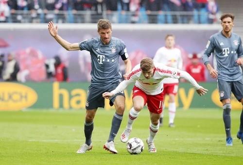 РБ Лейпциг – Бавария. Текстовая трансляция матча
