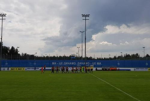 Динамо и Шахтер разошлись миром в чемпионате Украины U-19