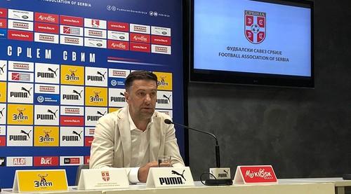 Сербия назвала состав на матчи с Украиной и Литвой