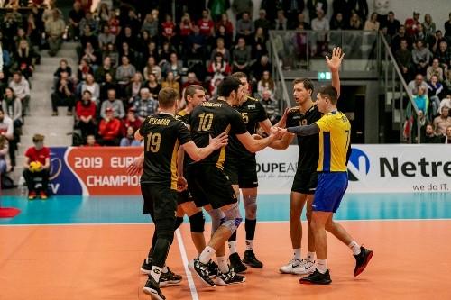 Стартует волейбольная Золотая Евролига у мужчин и женщин