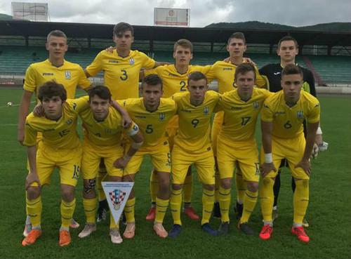 Кубок Словакии. Украина U-18 проиграла россиянам в матче за 3-е место