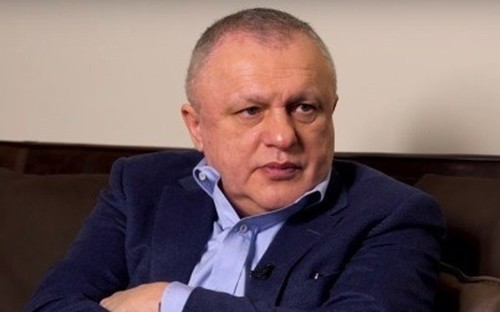 Игорь СУРКИС: «Динамо нужно бороться и возвращать себе титулы»