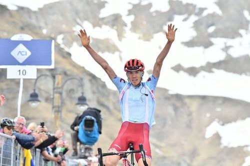 Джиро-2019. Закарин выиграл 13-й этап