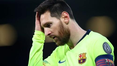 Лионель МЕССИ: «Весь сезон испортил матч против Ливерпуля»