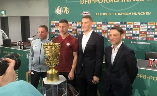 Лейпциг - Бавария. Прогноз и анонс на финал Кубка Германии