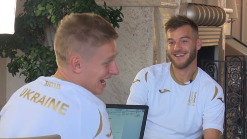 Найдорожчі українські футболісти сучасності