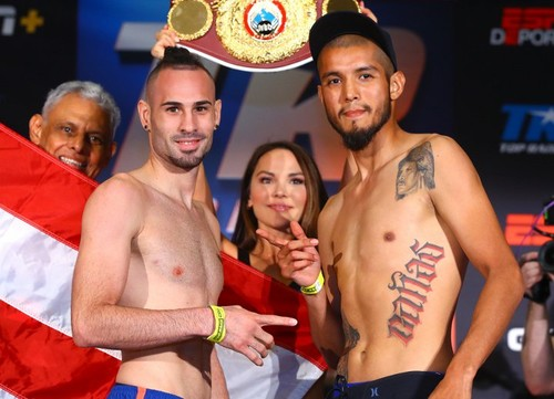 Хосе Педраса – Антонио Лосада. Прогноз и анонс на бой