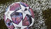 Представлен официальный мяч плей-офф Лиги чемпионов