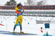 Еберг виграла Малий Кубок світу в індивідуальних гонках