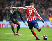 Атлетико минимально обыграл Ливерпуль в первом матче 1/8 финала ЛЧ
