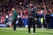 КЛОПП: «Приходится сложно, когда проигрываешь такой команде как Атлетико»