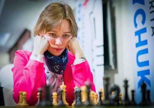 Мария Музычук завоевала бронзу на престижном турнире в Сент-Луисе