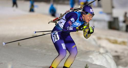 ЧМ-2020 по биатлону. Женская индивидуальная гонка. Смотреть онлайн