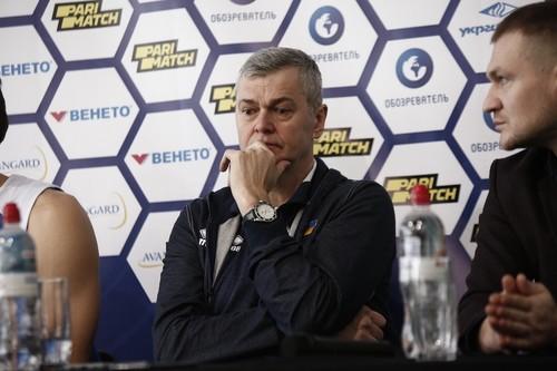Айнарс БАГАТСКИС: «Моя цель – чтобы сборная Украины сыграла на Олимпиаде»
