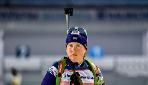 ЧС-2020 з біатлону. Меркушина зайняла 11 місце в індивідуальній гонці