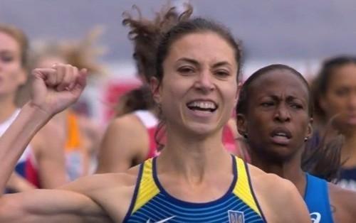 Легка атлетика. Ляхова перемогла на турнірі у Франції