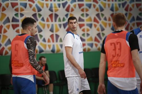 Александр ЛИПОВЫЙ: «У нашей сборной нет проблемных позиций»
