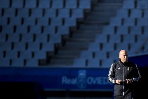 Клуб Лунина уволил главного тренера