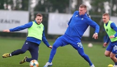 Все здоровы. Динамо возобновит сезон без травмированных игроков