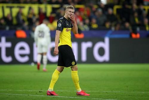 Холанд забил 10 голов в первых семи матчах Лиги чемпионов. Это новый рекорд