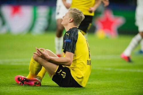Холанд приблизил Боруссию Дортмунд к выходу в 1/4 финала Лиги чемпионов