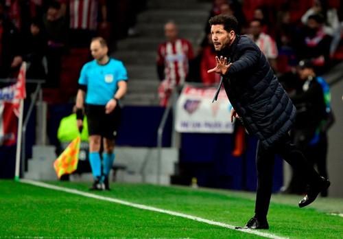 Диего СИМЕОНЕ: «Сегодня Атлетико был лучшей командой в мире»