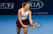 Марта Костюк вышла в четвертьфинал турнира ITF в Каире