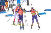 ЧМ-2020 по биатлону. Украина финишировала 10-й в сингл-миксте
