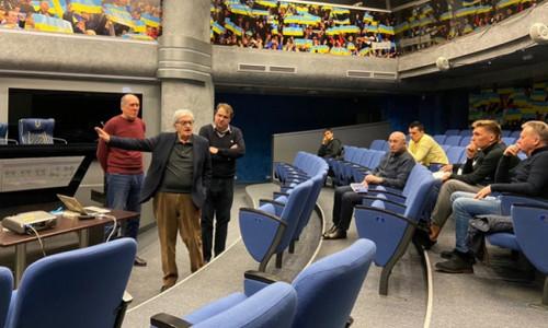 Игрокам и тренерам УПЛ объяснили принципы работы VAR