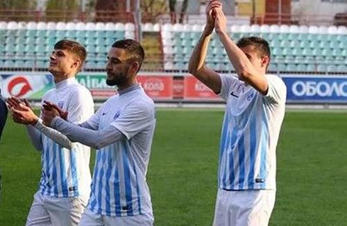 Чернігівська Десна зіграла внічию з Динамо з Батумі