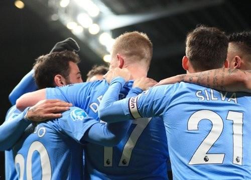 Манчестер Сити — Вест Хэм — 2:0. Видео голов и обзор матча