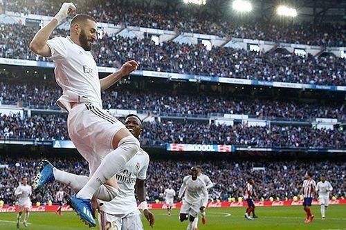 Леванте – Реал Мадрид. Где смотреть онлайн матч чемпионата Испании