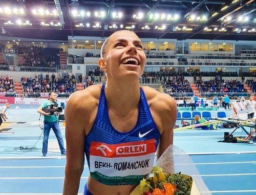 ФОТО. Марина БЕХ-РОМАНЧУК: «Я знову стрибнула на 6,90»