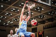 Збірна України почала відбір на Євробаскет з перемоги над Австрією