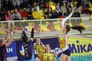 Состоялись первые матчи 1/4 финала в двух женских кубковых турнирах