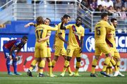 Где смотреть онлайн матч чемпионата Испании Барселона – Эйбар