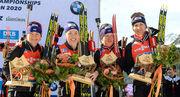 Бронза українок в естафеті, рекорд Ройселанд, Логінов знову оскандалився