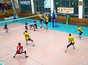 Локомотив в Харькове обыграл МХП-Винница в четырех партиях