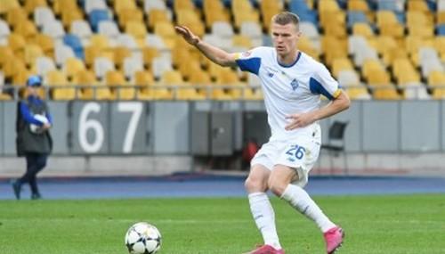 Динамо готовится к матчу с Ворсклой без Бурды