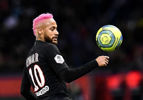 Неймар – лучший игрок января в Лиге 1