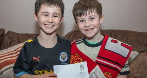 Ливерпуль, хватит выигрывать! Клопп ответил на письмо юного фаната МЮ