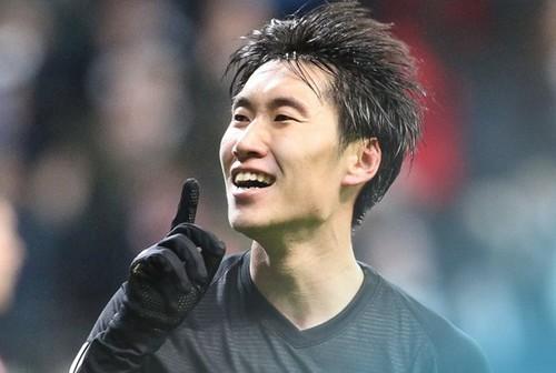 Камада – второй японец в истории, который отличился хет-триком в еврокубках