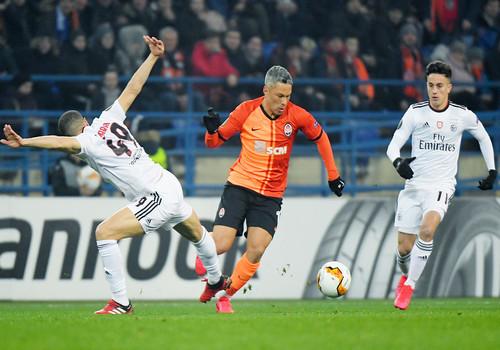 Украинские клубы после домашних 2:1 проходили дальше в 6 случаях из 8